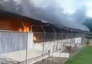 Revoltă într-o închisoare din Brazilia: Cel puțin 52 de morți. 16 au fost decapitați