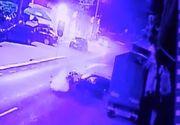 VIDEO   Accident mortal, produs de un șofer drogat. Momentul impactului devastator