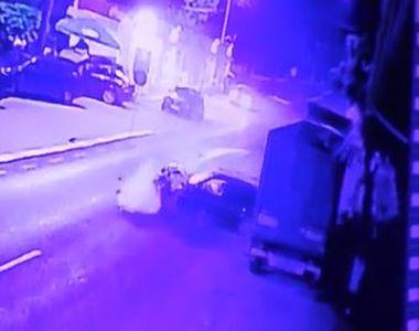 VIDEO | Accident mortal, produs de un șofer drogat. Momentul impactului devastator