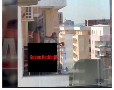 Doi tineri filmați de un vecin de balcon în timp ce făceau dragoste