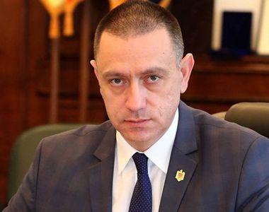 Mihai Fifor a fost numit ministru interimar al Afacerilor Interne
