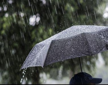 Informare meteorologică de instabilitate atmosferică, până joi seară