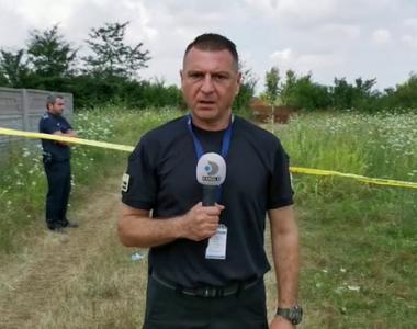 VIDEO | Christian Sabbagh, cu ochii în lacrimi după interviul cu tatăl Alexandrei Măceșanu