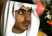 Hamza, fiul lui Osama ben Laden, a fost ucis
