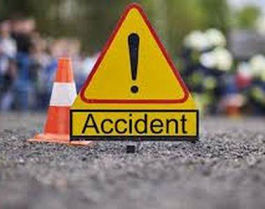VIDEO | Accident grav pe DN1: Doi morţi şi şapte răniţi