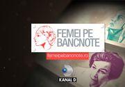 "Campania ""Femei pe bancnote"", sustinuta de Kanal D, in colaborare cu Janina Nectara, succes urias! Oficialii BNR au decis punerea in circulatie a unei bancnote care o va celebra pe Ecaterina Teodoroiu"
