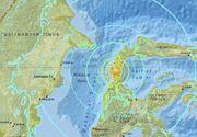 Cutremur puternic în largul Indoneziei şi alertă de tsunami