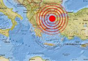 Grecia: Seism în Marea Egee; Nu au fost semnalate pagube şi nici victime
