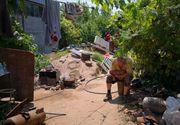 """Vecinul lui Gheorghe Dincă: """"Am simţit miros de cârpă arsă. I-am cerut betoniera şi mi-a dat-o!"""""""