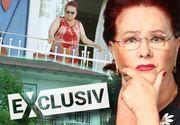 Casa de la mare a Stelei Popescu, părăsită? În balconul vilei a rămas doar fotoliul preferat al artistei VIDEO EXCLUSIV