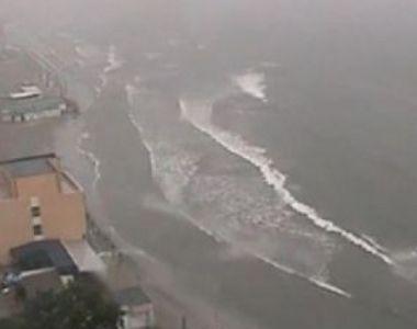 Mesaj Ro-Alert transmis greşit la Constanţa, unde a fost o furtună puternică