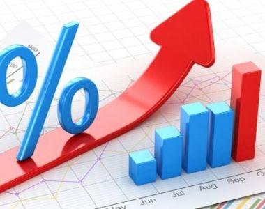 Indicele ROBOR la 3 luni a crescut la 3,09%
