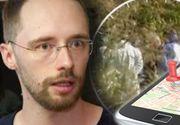 VIDEO | Aplicația care poate localiza victimele în timp real! Un tânăr IT-ist vine cu o soluție pe care autoritățile au ignorat-o