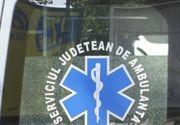 O femeie a suferit arsuri pe aproximativ 50% din suprafaţa corpului, după o explozie în locuinţa sa; femeia va fi transportată la Spitalul de Arşi din Bucureşti
