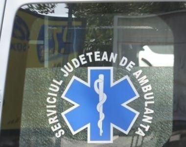 O femeie a suferit arsuri pe aproximativ 50% din suprafaţa corpului, după o explozie în...