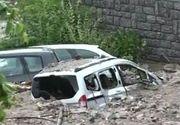 VIDEO | Italia, devastată de furtuni