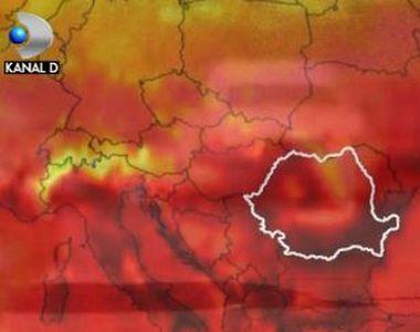 VIDEO   Valul de căldură extremă se întoarce! Canicula pune stăpânire pe România