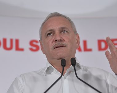 Liviu Dragnea a cerut instanţei anularea alegerii noii conduceri a PSD