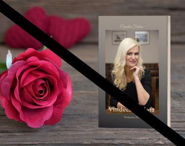 Camelia Șerban, consilier pentru dezvoltare personală, a murit
