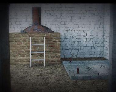 Infiorător! Cum arată camera subterană din casa lui Gheorghe Dincă