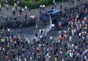 10 August, Firea dispare din peisaj; la fel ca data trecută, îi deleagă şi acum lui Bădulescu atribuţiile pe ordine publică. FOTO