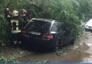 VIDEO | O furtună de câteva minute a făcut ravagii în Brașov. Imagini înspăimântătoare