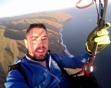 Un vlogger a murit după ce a sărit de la 50 de metri, iar parașuta nu i s-a deschis