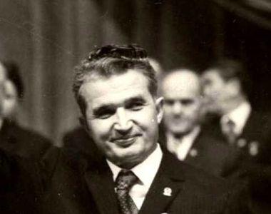 Mașina ARO a lui Nicolae Ceaușescu a ajuns într-o..păstrăvărie! Vezi cum arată mașina...