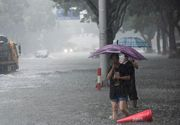 13 persoane au murit, 16 au dispărut după o alunecare de teren cauzată de taifunul Lekima