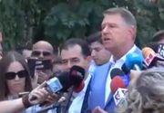 Klaus Iohannis: Evenimentele de anul trecut din 10 august trebuie elucidate, trebuie să vedem cine a dat comanda politică pentru aşa ceva inimaginabil - VIDEO