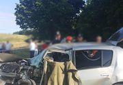 Accident teribil în Vâlcea! Trei persoane au murit