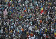 VIDEO | Protest 10 august. Totul despre protestul din Piața Victoriei
