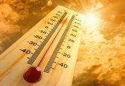 Val de căldură persistentă de astăzi până marţi: Temperaturile vor ajunge până la 38 de grade Celsius, iar în unele zone nopţile vor fi tropicale