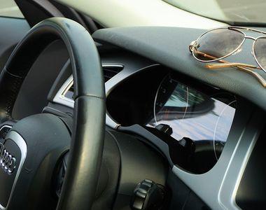 Șoferii care vor fi prinși că folosesc telefonul sau alte gadgeturi la volan vor fi...