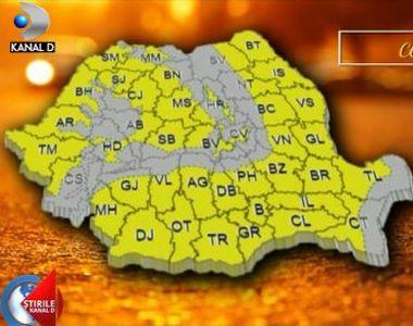 VIDEO   Cod galben de caniculă. Temperaturile urcă, astăzi, până la 38 de grade