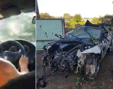 El este șoferul care a omorât trei oameni, în timp ce se afla live pe Facebook