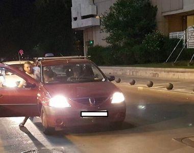 Tânără agresată în centrul Bucureștiului și urcată cu forța într-o mașină. O martoră a...