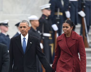 Michelle și Barack Obama ar fi divorțat în secret