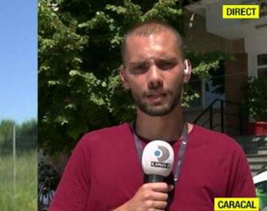 VIDEO   Criminaliștii au adus un excavator în curtea lui Gheorghe Dincă. Corespondență...