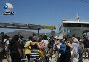 VIDEO | Reacția MAE în cazul românilor blocați pe insula grecească Samothraki