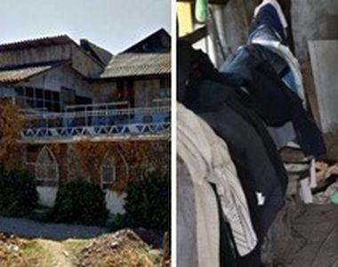 VIDEO | Munte de gunoi sub casa lui Gheorghe Dincă. Ce s-a găsit după săpăturile cu...