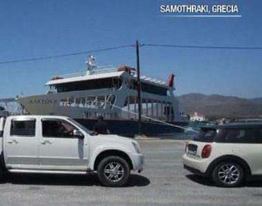 VIDEO | Românii blocați în Grecia speră să plece azi spre casă