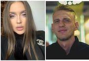 """Iubitul Oanei Radu, stropit cu benzină și incendiat: """"Rugați-vă pentru el, vă rog!"""""""