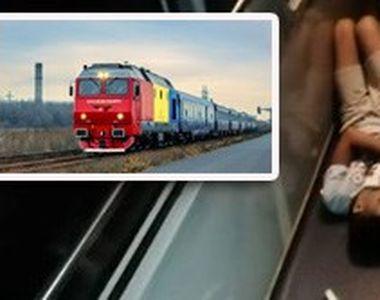 VIDEO | Elevi umiliți în trenul spre mare. Au dormit pe jos și au fost certați de...