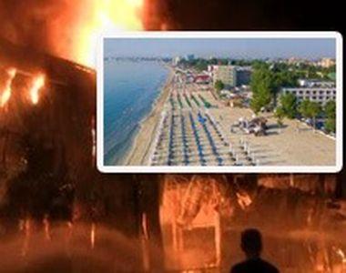 VIDEO | Ipoteză șocantă în cazul incendiului de la clubul de lux din Mamaia