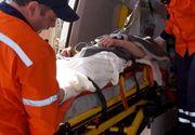 Poliţistul împuşcat cu o armă de vânătoare, într-o pădure din Argeş, A MURIT