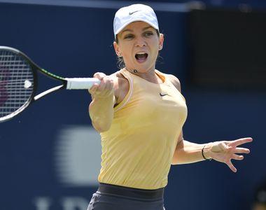 Simona Halep, în optimi la Cincinnati după un meci de peste două ore cu Ekaterina...