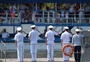 Mii de persoane sunt aşteptate să asiste, astăzi, la manifestările de Ziua Marinei organizate pe faleza din Constanţa
