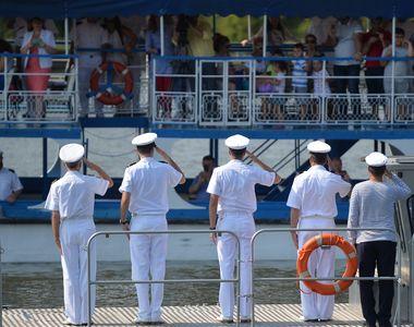 Mii de persoane sunt aşteptate să asiste, astăzi, la manifestările de Ziua Marinei...