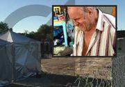 VIDEO | Imagini exclusive din curtea lui Gheorghe Dincă